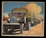 1941 Gum Inc Uncle Sam #62   Motor Convoy Drivers Front Thumbnail