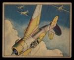1941 Gum Inc Uncle Sam #42   Stunts In Combat Front Thumbnail