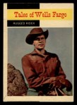 1958 Topps TV Westerns #60   Rugged Rider  Front Thumbnail