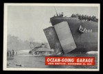 1965 Philadelphia War Bulletin #35   Ocean-Going Garage Front Thumbnail