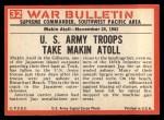 1965 Philadelphia War Bulletin #32   Long Wet Walk Back Thumbnail
