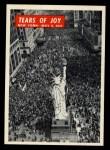 1965 Philadelphia War Bulletin #77   Tears of Joy Front Thumbnail