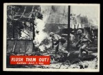 1965 Philadelphia War Bulletin #49   Flush them Out! Front Thumbnail