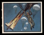 1950 Topps Freedoms War #31   Jump to Safety Front Thumbnail