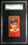 1911 T205  George Rucker  Front Thumbnail