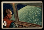 1951 Bowman Jets Rockets and Spacemen #13   Approaching the Moon Front Thumbnail