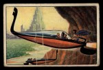1951 Bowman Jets Rockets and Spacemen #49   Back to the Outer World Front Thumbnail