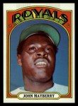1972 Topps #373  John Mayberry  Front Thumbnail