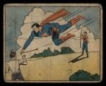 1940 Gum Inc. Superman #58   Near-Tragedy Front Thumbnail