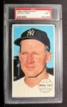 1964 Topps Giants #7  Whitey Ford   Front Thumbnail