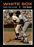 1971 Topps #373  Tom McCraw  Front Thumbnail