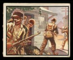 1950 Topps Freedoms War #70   Sniper Hunt Front Thumbnail