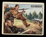 1950 Topps Freedoms War #160   Suicide Attack  Front Thumbnail