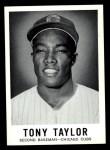 1960 Leaf #44  Tony Taylor  Front Thumbnail