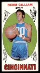 1969 Topps #87  Herm Gilliam  Front Thumbnail