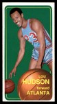 1970 Topps #30  Lou Hudson   Front Thumbnail