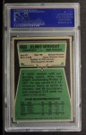 1975 Topps #513  Elmo Wright  Back Thumbnail