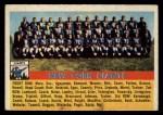 1956 Topps #113   Giants Team Front Thumbnail