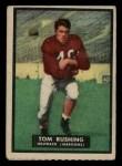 1951 Topps Magic #29  Tom Rushing  Front Thumbnail