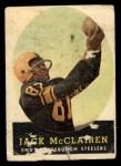 1958 Topps #51  Jack McClairen  Front Thumbnail
