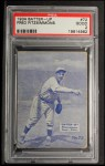 1934 Batter Up #72  Fred Fitzsimmons   Front Thumbnail
