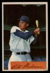 1954 Bowman #82 ALL Billy Goodman  Front Thumbnail