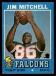 1971 Topps #84  Jim Mitchell  Front Thumbnail