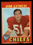 1971 Topps #232  Jim Lynch  Front Thumbnail