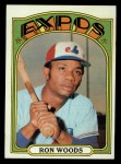 1972 Topps #82  Ron Woods  Front Thumbnail