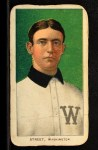 1909 T206 POR Gabby Street  Front Thumbnail
