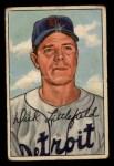 1952 Bowman #209  Dick Littlefield  Front Thumbnail