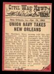 1965 A & BC England Civil War News #16   Direct Hit Back Thumbnail