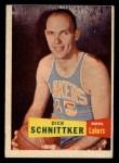 1957 Topps #80  Dick Schnittker  Front Thumbnail