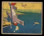 1941 Gum Inc Uncle Sam #45   Learning To Dive-Bomb Front Thumbnail