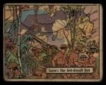 1941 Gum Inc. War Gum #25   Luzon's Star Anti-Aircraft Unit Front Thumbnail