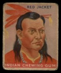 1933 Goudey Indian Gum #26  Red Jacket   Front Thumbnail