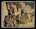 1941 Gum Inc Uncle Sam #26   Wall Scaling At Marine Recruit Depot Front Thumbnail
