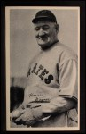1936 National Chicle Fine Pen Premiums  Honus Wagner  Front Thumbnail
