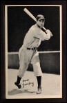 1936 National Chicle Fine Pen Premiums #35  Hank Greenberg  Front Thumbnail