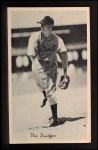 1936 National Chicle Fine Pen Premiums  Thos. Bridges  Front Thumbnail