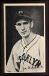 1936 National Chicle Fine Pen Premiums #5  Jim Bucher  Front Thumbnail