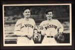 1936 National Chicle Fine Pen Premiums  Wes Ferrell / Rick Ferrell  Front Thumbnail