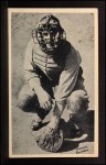 1936 National Chicle Fine Pen Premiums #63  Tommie Padden  Front Thumbnail