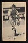 1936 National Chicle Fine Pen Premiums #14  Thos. Bridges  Front Thumbnail