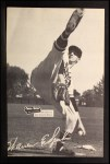 1954 Spic and Span #17  Warren Spahn  Front Thumbnail