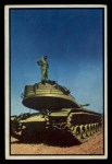 1954 Bowman Power for Peace #8   Titanic Tank Front Thumbnail