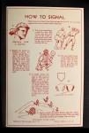 1939 Goudey Premiums R303B #19 BW Gus Mancuso  Back Thumbnail