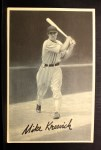 1939 Goudey Premiums R303B #17 BW Mike Kreevich  Front Thumbnail