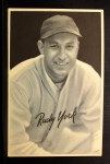 1939 Goudey Premiums R303B #24 BW Rudy York  Front Thumbnail