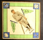 1914 B18 Blankets #12 WI George Burns   Front Thumbnail
